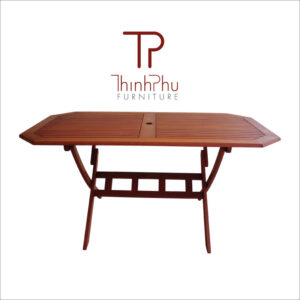 folding table IRREGTAN