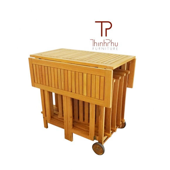 Folding Set Constanet Thinh Phu Furniture