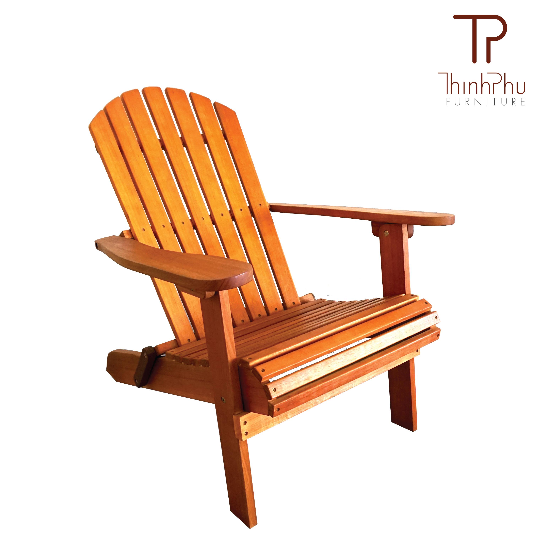 Made In Vetnam Adirondack Chair LUXIUS