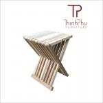 new wood stool