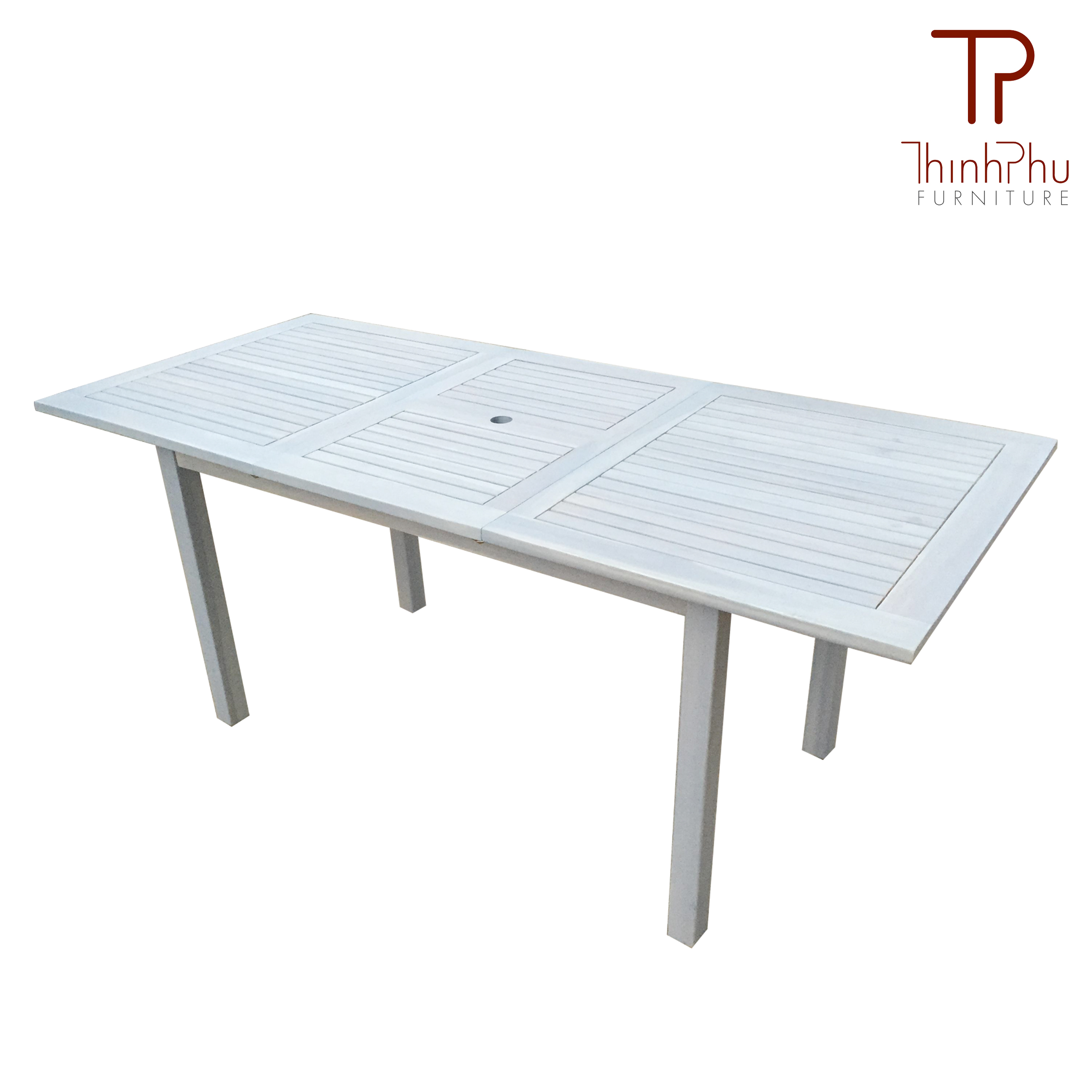 Extension table extengy thinh phu furniture for Outdoor furniture vietnam