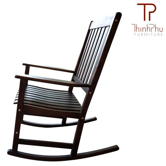 Rocking chair rockie thinh phu furniture for Vietnam furniture