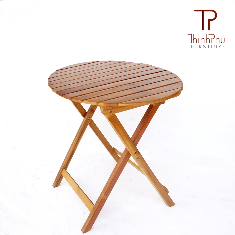 Round table 03 thinh phu furniture for Outdoor furniture vietnam