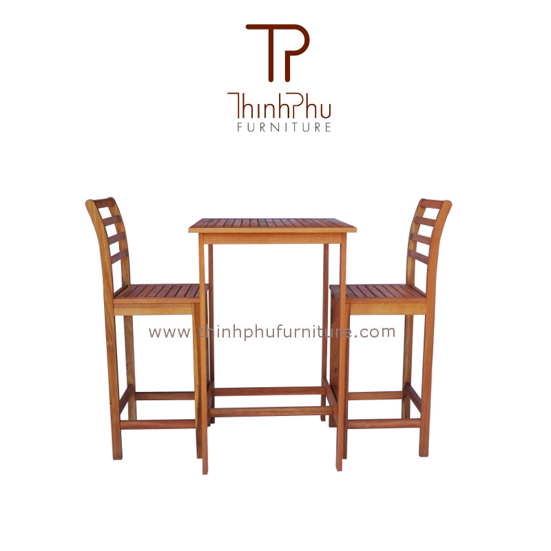 Bar Set Jersey Yellow Red A108 Finishing Thinh Phu Furniture