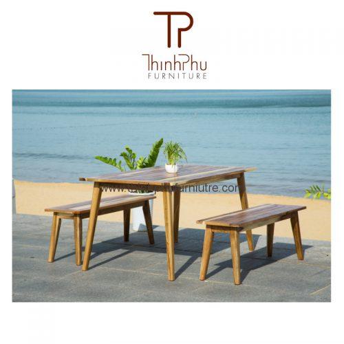 bench-set