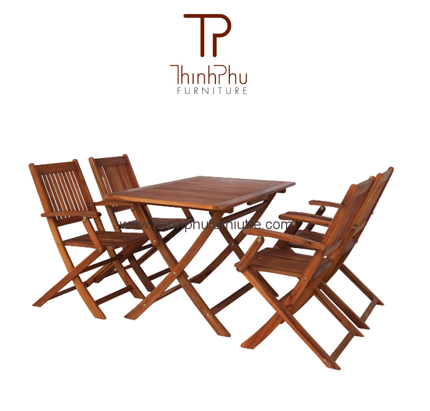 Dining set diago thinh phu furniture for Outdoor furniture vietnam