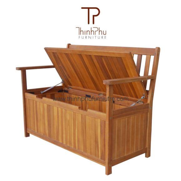 wooden-storage-bench